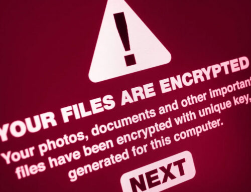 A ransomware attack every 14 seconds