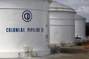Colonial Pipeline was hacked